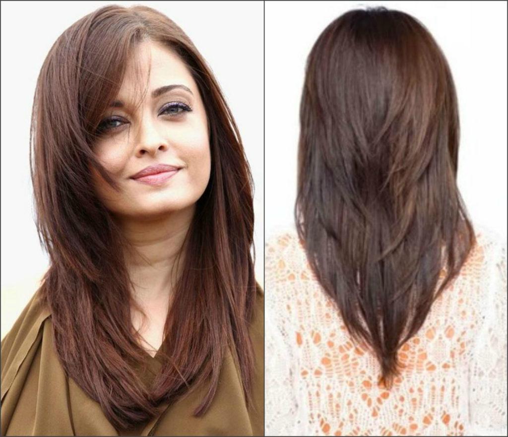 Как стричь волосы средней длины