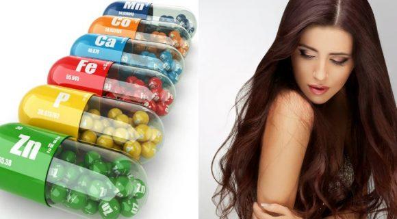 Какие витамины принимать для волос