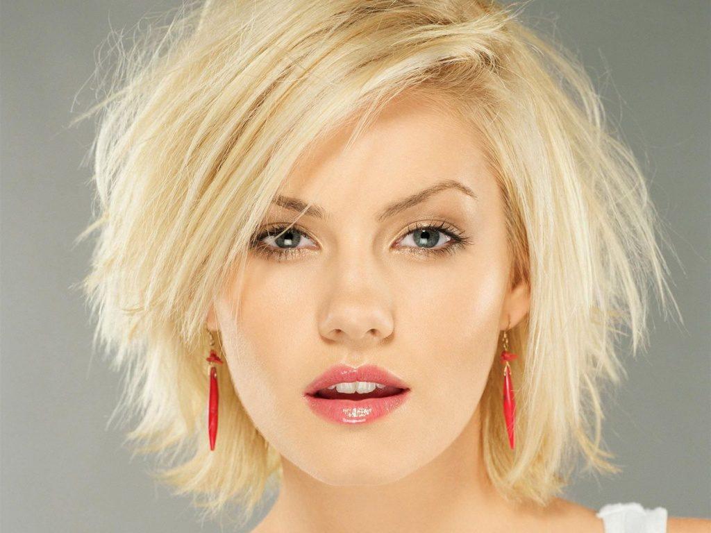 blondi korotkie krasivo